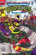 Teenage Mutant Ninja Turtles Adventures (1989-1995) #18