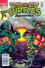Teenage Mutant Ninja Turtles Adventures (1989-1995) #24