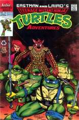Teenage Mutant Ninja Turtles Adventures (1989-1995) #31