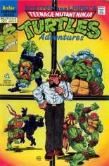 Teenage Mutant Ninja Turtles Adventures (1989-1995) #37