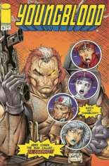 Youngblood (1995-1996) #5 Variant B