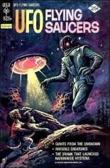 UFO Flying Saucers #5 Variant A
