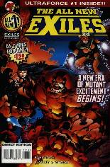 All New Exiles (1995-1996) #1 Variant B: Direct Edition