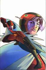 Battle of the Planets (2002-2003) #1 Variant E: Pat Lee Virgin Cover