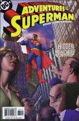 Adventures of Superman (1987-2006) #634