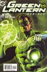 Green Lantern: Rebirth (2004-2005) #1 Variant C: 2nd Printing