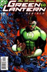 Green Lantern: Rebirth (2004-2005) #2 Variant A