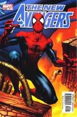 New Avengers (2005-2010) #1 Variant G: Spider-Man Cover