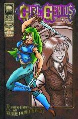 Girl Genius (2001-2004) #13