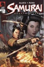 Samurai: Heaven and Earth (2004-2005) #1 Variant A