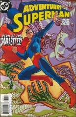 Adventures of Superman (1987-2006) #635