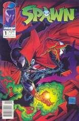 Spawn (1992-2020) #1 Variant A: Newsstand Edition