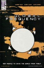 Global Frequency (2002-2004) #1 Variant B: Retailer Incentive Edition