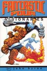 Fantastic Four Visionaries: John Byrne #TP Vol 1 Variant A