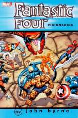 Fantastic Four Visionaries: John Byrne #TP Vol 2