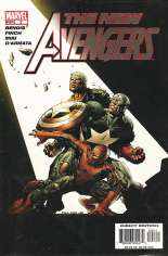 New Avengers (2005-2010) #2 Variant B: Direct Edition