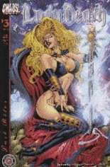 Lady Death: Last Rites (2001-2002) #3 Variant A