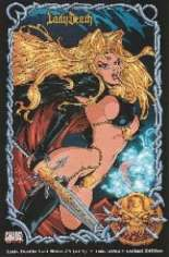 Lady Death: Last Rites (2001-2002) #4 Variant B: Variant Cover