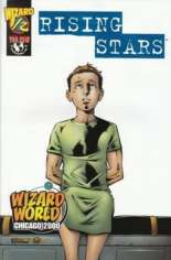 Rising Stars (1999-2005) #.5 Variant D: Wizard World Chicago 2000 Exclusive Blue Foil Cover