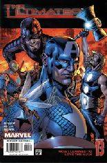 Ultimates (2002-2004) #13 Variant B: DF Signed Edition; Signed by Mark MIllar & Joe Quesada; Limited to 10 Copies w/ COA