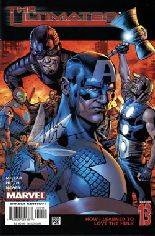 Ultimates (2002-2004) #13 Variant C: DF Signed Edition; Signed by Mark MIllar; Limited to 40 Copies w/ COA