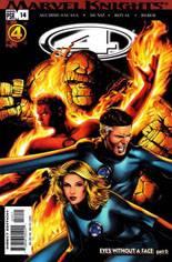 Marvel Knights 4 (2004-2006) #14