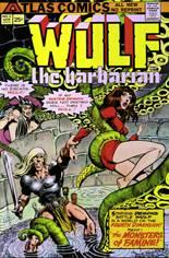Wulf The Barbarian (1975) #2