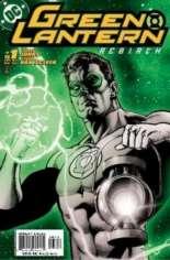 Green Lantern: Rebirth (2004-2005) #1 Variant E: 4th Printing