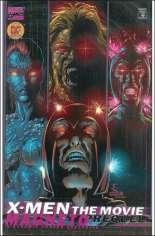 X-Men: The Movie Prequel - Magneto (2000) #1 Variant D: DF Exclusive w/ COA
