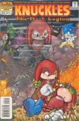 Knuckles the Echidna (1997-2000) #2