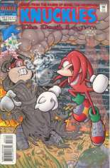 Knuckles the Echidna (1997-2000) #3