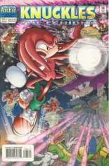 Knuckles the Echidna (1997-2000) #4