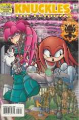 Knuckles the Echidna (1997-2000) #5