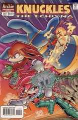 Knuckles the Echidna (1997-2000) #7