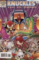 Knuckles the Echidna (1997-2000) #8