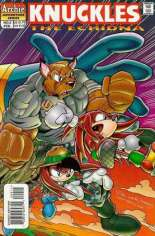 Knuckles the Echidna (1997-2000) #9