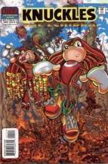 Knuckles the Echidna (1997-2000) #11