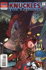 Knuckles the Echidna (1997-2000) #13