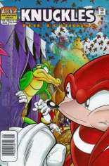 Knuckles the Echidna (1997-2000) #15