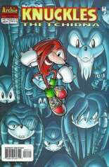 Knuckles the Echidna (1997-2000) #16