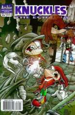Knuckles the Echidna (1997-2000) #18