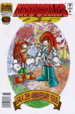 Knuckles the Echidna (1997-2000) #25
