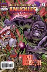 Knuckles the Echidna (1997-2000) #32