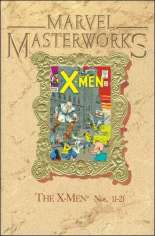 Marvel Masterworks (1987-2002) #HC Vol 7 Variant B: 2nd Printing