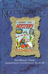 Marvel Masterworks (1987-2002) #HC Vol 18 Variant A