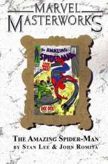 Marvel Masterworks: The Amazing Spider-Man (2003-Present) #TP Vol 6 Variant B: Marble Cover; Marvel Masterworks Library Vol. 33