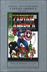 Marvel Masterworks: Captain America (2003-Present) #HC Vol 2 Variant A: Silver Dust Jacket