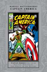 Marvel Masterworks: Captain America (2003-Present) #HC Vol 4 Variant A: Silver Dust Jacket