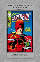 Marvel Masterworks: Daredevil (2003-Present) #HC Vol 5 Variant A: Silver Dust Jacket