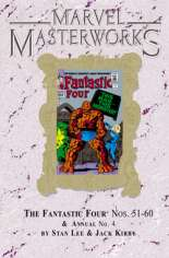 Marvel Masterworks: The Fantastic Four (2003-Present) #HC Vol 6 Variant D: 2nd Printing; Marble Dust Jacket; Limited to 440 Copies; 2nd Edition; Also See: Marvel Masterworks (1987-2002) HC Vol 28